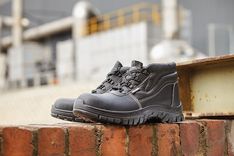 contractor shoes